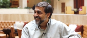 Drinks On Fifth: Vivek Wadhwa, Act I