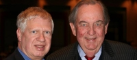 Sig Mosley (left) and John Imlay (right)
