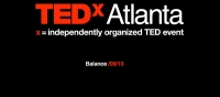 Thoughts from TEDxAtlanta: Balance